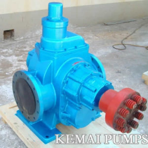 10 Inch Gear Oil Pump