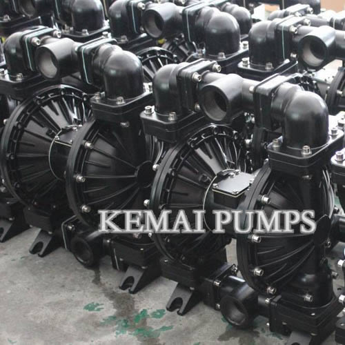 2 inch aluminum air operated double diaphragm pump in china