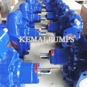 2 inch gear oil pump