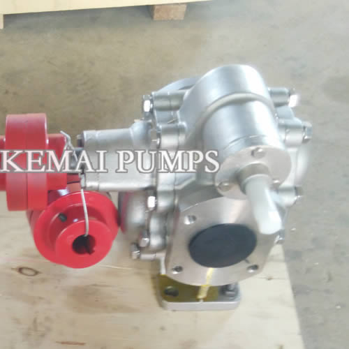 2 inch gear oil pump SS 316