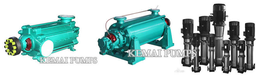 multistage pumps types