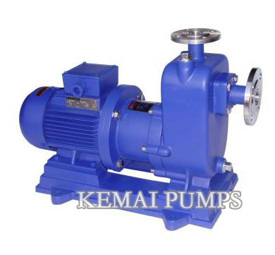 CS Stainless steel self priming magnetic pump