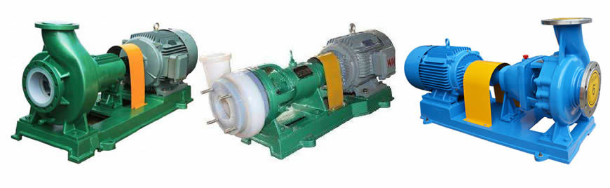 Chemical Pumps Types