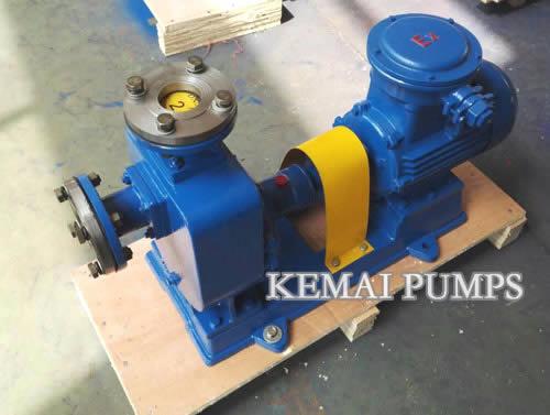 Gasoline diesel kerosene transfer pump