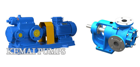 asphalt pump types