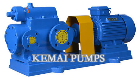 screw asphalt pump