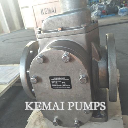 4 inch gear oil pump SS 304 SS 316 SS316L
