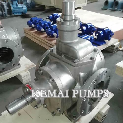 4 inch gear oil pump