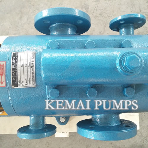Asphalt Screw Pump 3GBW LQ3G Model