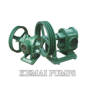 Belt Pulley Gear Pump