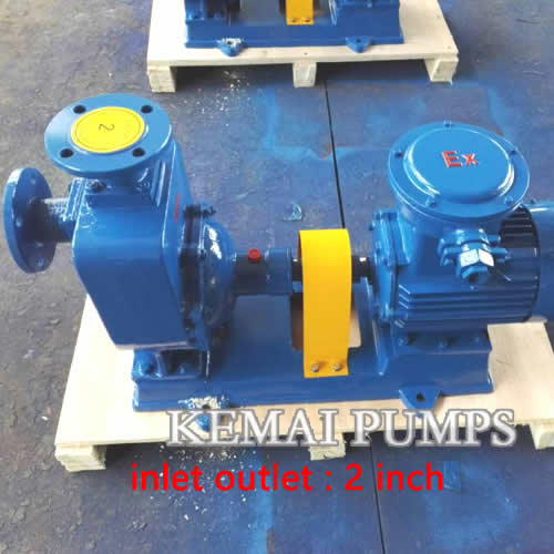 CYZ-A Self-priming Centrifugal Pump 50CYZ-A-20