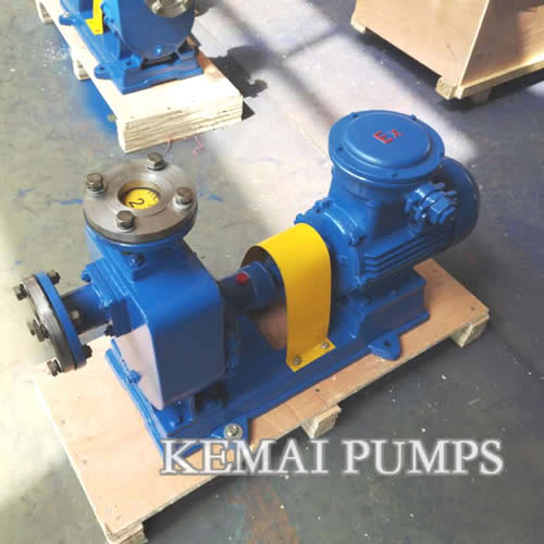 Centrifugal Pump For Diesel Fuel