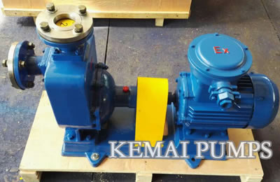 Centrifugal Pump For Diesel Transfer