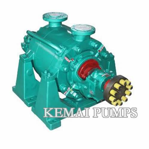 DG horizontal multistage pump