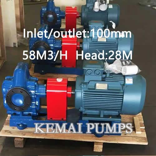 Diesel Transfer Gear Pump DTG Model