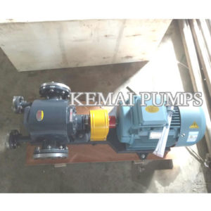 GA series external gear asphalt pump