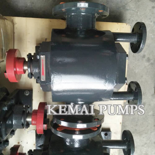 GA series gear bitumen pump