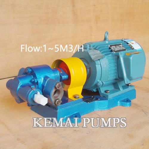 Gear Pump For Diesel Oil Transfer