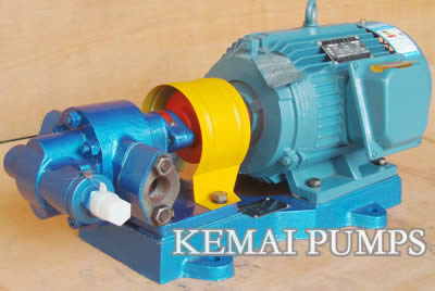 Gear Pump For Diesel Transfer