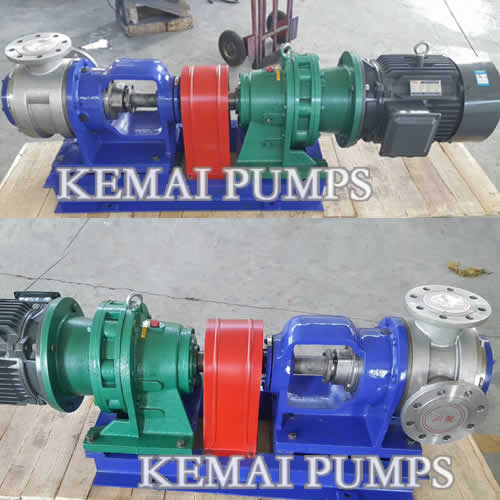 Gear Pump For Grease Transfer