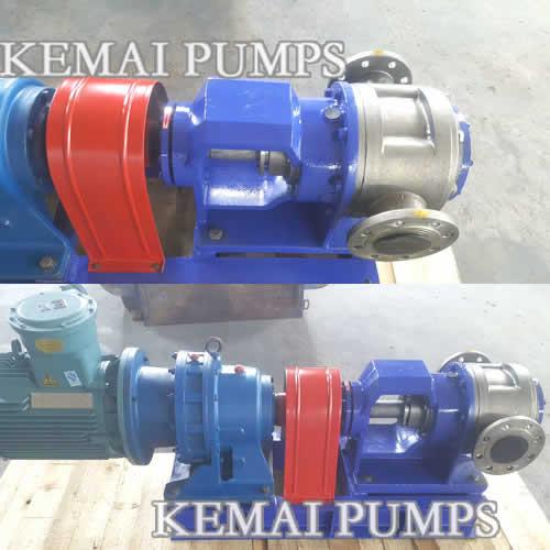 Gear Pump For Molasses Glue