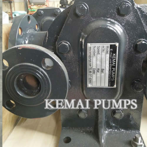 Gear asphalt pump GA series model