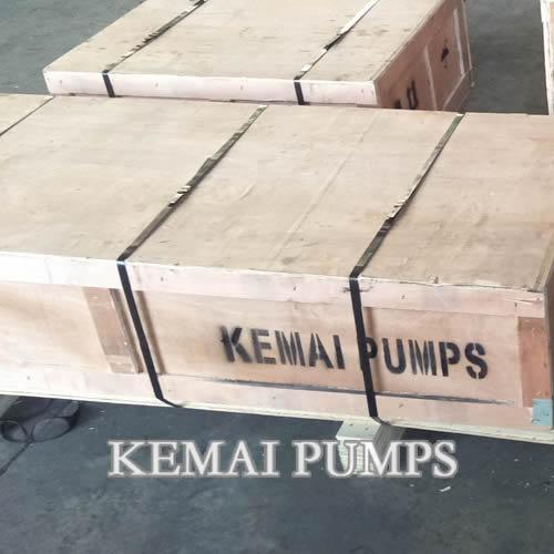 Gear oil pump package