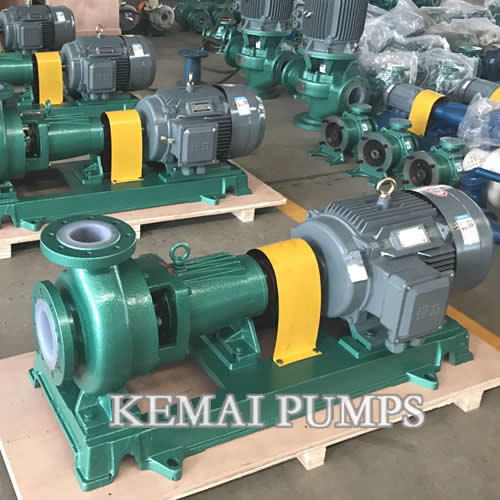 IHF Chemical Centrifugal Pump