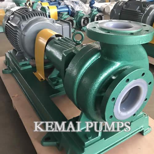 IHF Fluoroplastic Centrifugal Pump