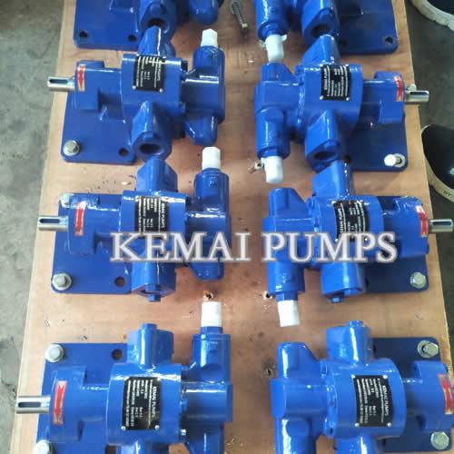 Mechanical Seal Gear Oil Pump