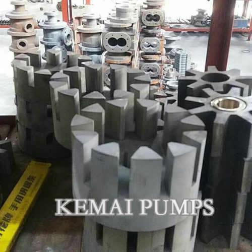 NYP Series Internal Gear Pump Gears