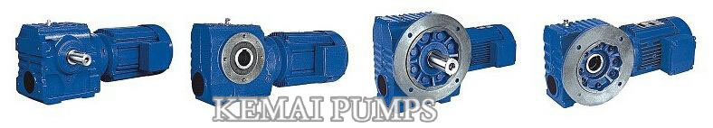 S Series Worm Helical Gear Motor Types