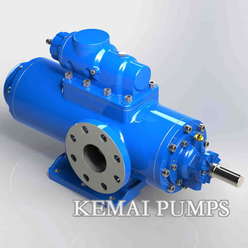 Screw Pump For Diesel Fuel Transfer