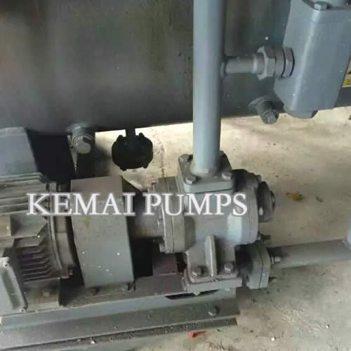 Screw Refrigeration Compressor Oil Pump