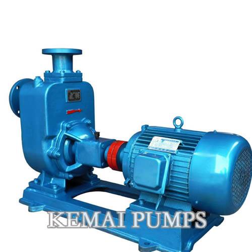 Self-priming Sewage Pump ZW Series