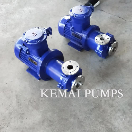 Stainless Steel Magnetic Drive Pump CQ series