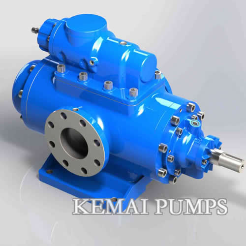 Three Screw Pumps For Diesel