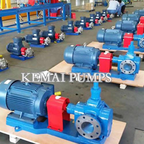 YCB Arc Gear Pump in china kemai pumps