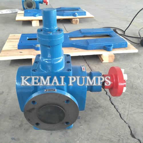 YCB Arc Gear Pump