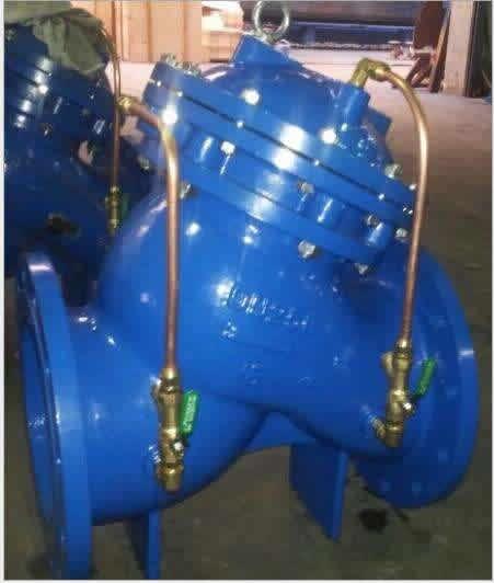 centrifugal pump outlet check valve