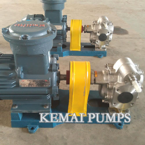 gear pump kcb-135 kcb200 with motor