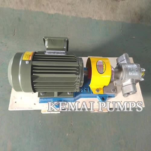 kcb ss gear pump
