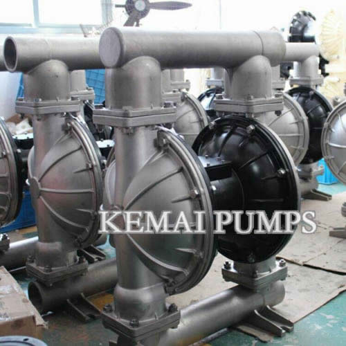 stainless steel aodd pump 2 inch made in china